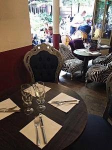Restaurant Le Trésor 9, rue du Trésor 75004 Paris Marais