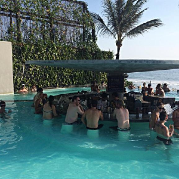 Le Potato Head Beach Club Seminyak Bali